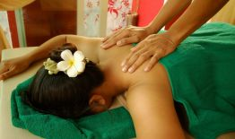Традиционный oil массаж
