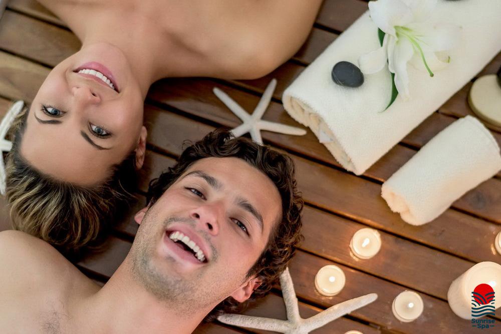 массаж для пар