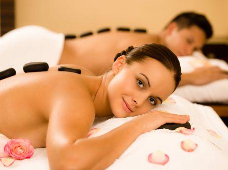 Стоунтерапия (массаж горячими камнями)