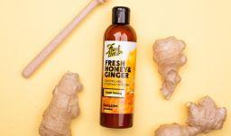 """Fresh honey бальзам Золотой мёд с пряным имбирём - """"Питание"""""""