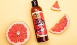 """Fresh grapefruit бальзам Марокканский грейпфрут и чёрная орхидея - """"Объем"""""""