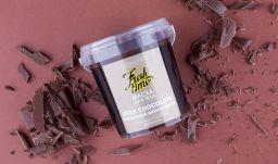 Шоколадная маска для тела с антицеллюлитным эффектом