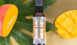 """Спрей для волос термозащитный с витаминами """"С ароматом тропических фруктов """""""