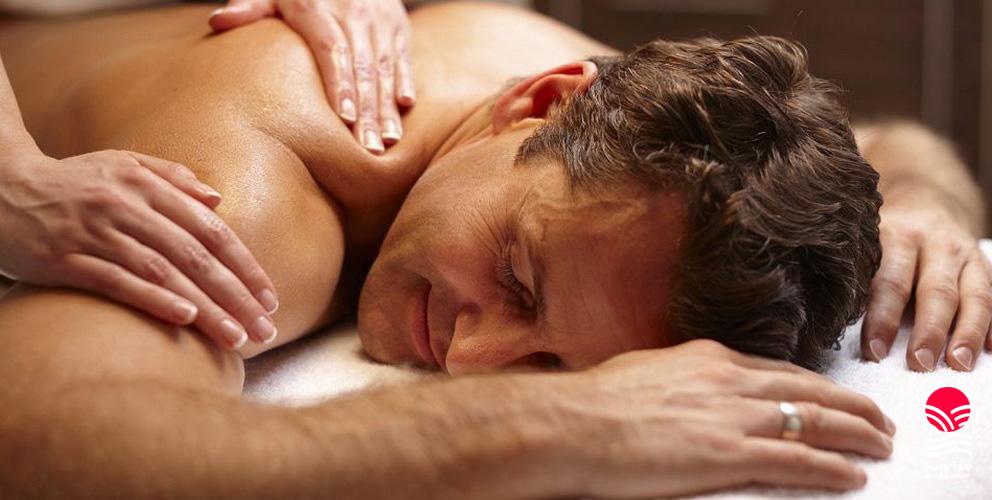 Классический массаж СПБ