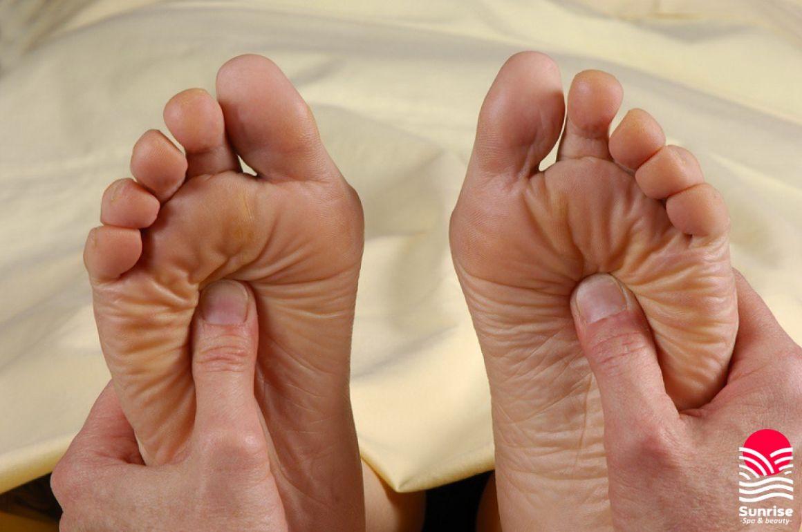 Многообразные техники массажа ступней