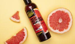 """Fresh grapefruit шампунь Марокканский грейпфрут и чёрная орхидея - """"Объем"""""""