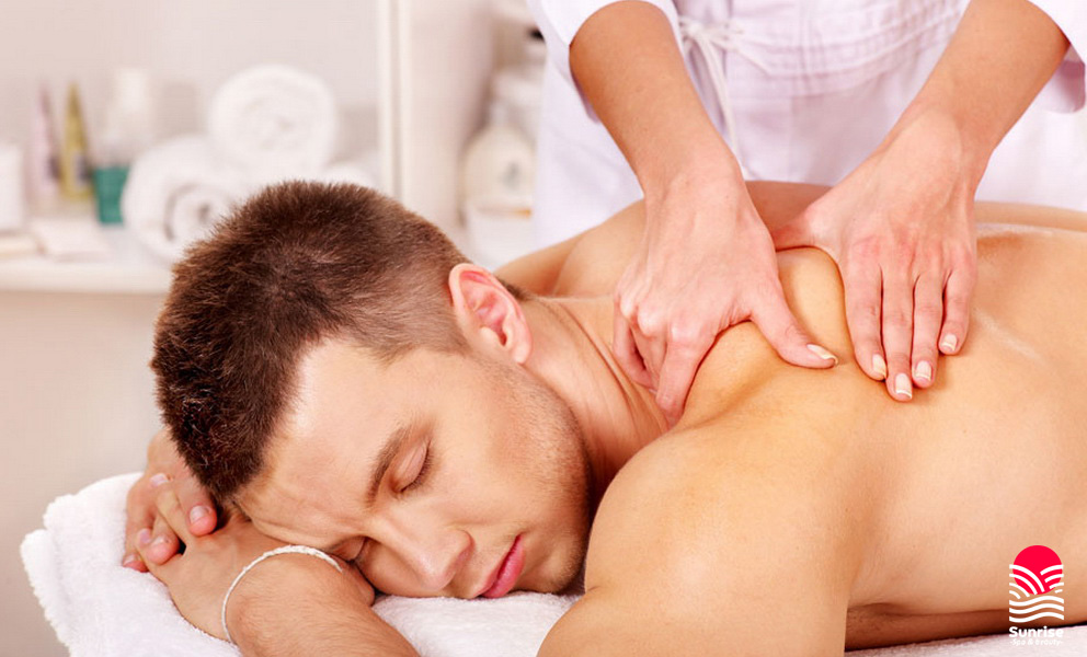 Классический массаж Санкт-Петербург