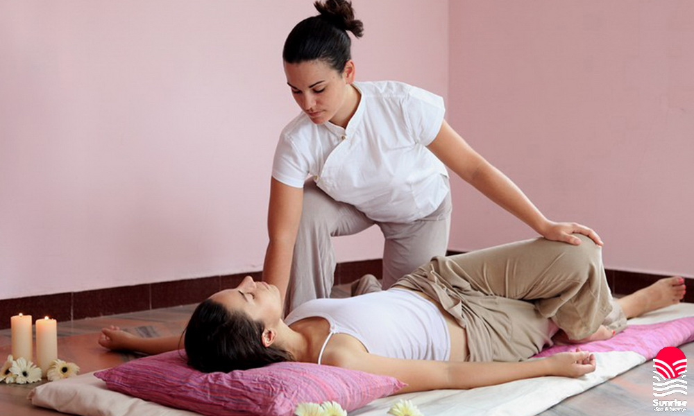 Тайский массаж в Спб