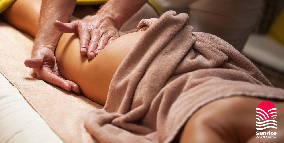 Лимфодренажный массаж в Санкт Петербурге