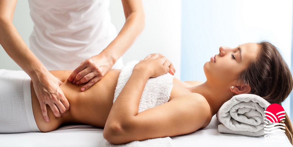 Лимфодренажный массаж СПБ