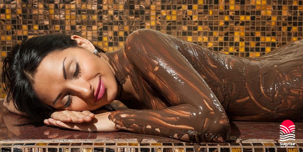 Шоколадное обертывание СПб