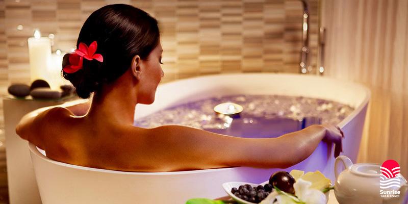 СПА программа с ванной спб