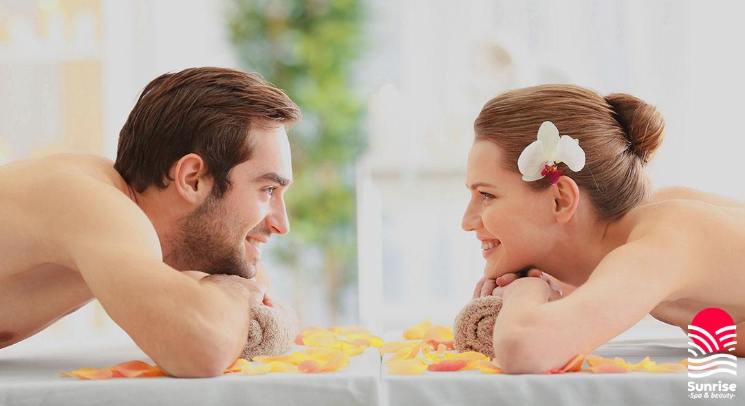 Романтическая спа программа