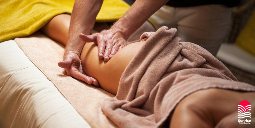 Антицеллюлитный массаж СПБ